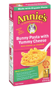 annie's mac n cheese
