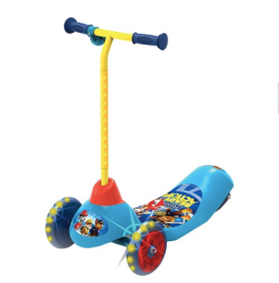 scooter paw patrol